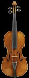 José Contreras – Violin 1767 (front view)