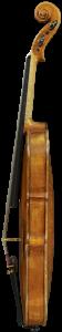 José Contreras – Violin 1767 (left side)