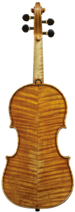 José Contreras – Violin 1767 (back view)
