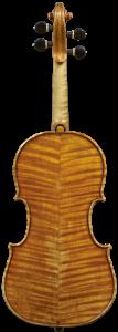 José Contreras – Violin 1767 (back view)